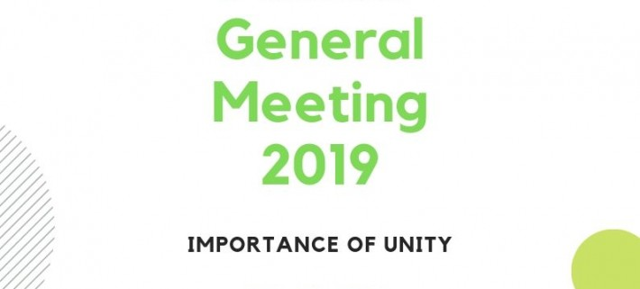 AGM Results 2019!