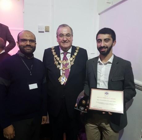 BATCA Community Award 2016