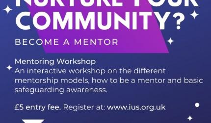 Mentoring Workshop (Manchester)