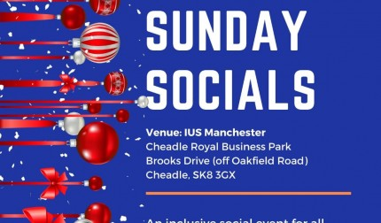 Monthly Sunday Social