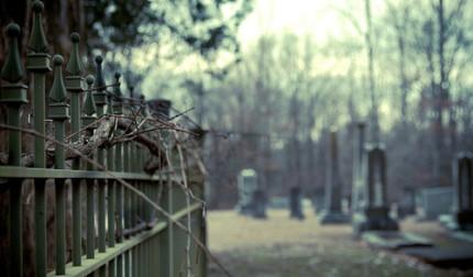 Until you visit the cemeteries