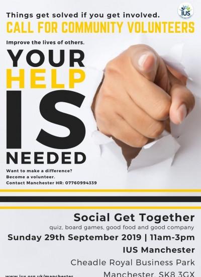 Social get together